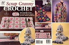 Annie's Attic Scrap Granny Crochet