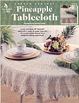 Annie's Attic Pineapple Tablecloth