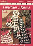 Leisure Arts Christmas Afghans to Crochet