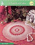 HWB Collectible Doily Series: Red Petals