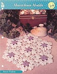 HWB Collectible Doily Series: Sweet Violets