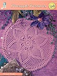 HWB Collectible Doily Series: Wood Violet