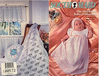 South Maid Book 371: The Heirloom Baby Collection