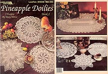 LA Pineapple Doilies Book 2