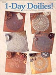 Crochet Catalog 1-Day Doilies!