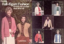 LA Full- Figure Fashion to Knit and Crochet