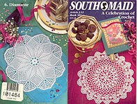 Southmaid Book 381: A Celebration of Crochet