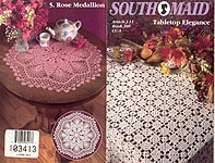 Southmaid Book 388/0135: Tabletop Elegance