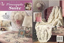 Annie's Attic Crochet Pineapple Suite