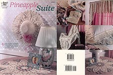 Annie's Attic Crochet Pineapple Suite (glossy cover reprint)