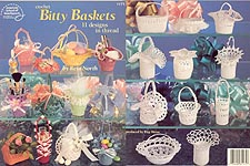 ASN Crochet Bitty Baskets