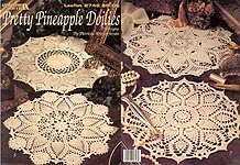 LA Pretty Pineapple Doilies