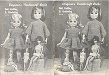 Virginia Lakin's Doll Knitting & Crocheting Book 11