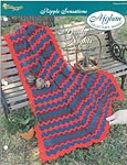 The Needlecraft Shop Afghan Collector Series: Apache Nights