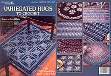 LA Variegated Rugs to Crochet