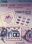 LA Nice and Country Rugs to Crochet
