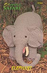 Annie's Attic Crochet Safari: Elephant
