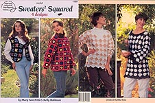 ASN Crocheted Sweaters Squared