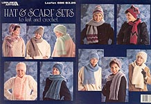 LA Hat & Scarf Sets to Knit and Crochet