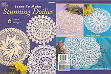 ASN Learn to Make Stunning Doilies