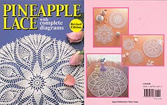 Nihon Vogue Pineapple Lace with Complete Diagrams