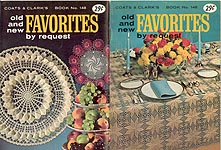 Coats & Clark's Book No. 148: Old and New Favorite By Request