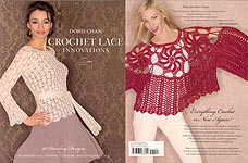 Doris Chan Crochet Lace Innovations