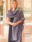 Annie's Attic Ruffled Shawl