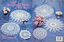 ASN Favorite Ruffled Doilies of Rita Weiss