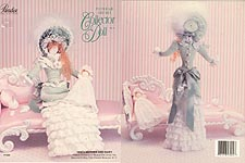 Paradise Publications Victorian Crochet Collector Doll No. 6; 1880's Mother and Baby