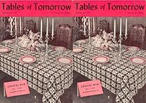 Book No. 135: Tables of Tomorrow