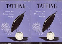 Book No. 183: Tatting Luncheon Sets, Doilies, Collars, Edgings