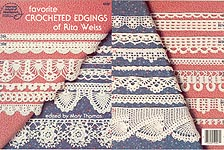 ASN Favorite Crochet Edgings of Rita Weiss