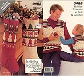 Holiday Trasures to Knit and Crochet