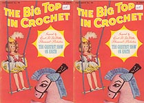 Star Book No. 90: The Big Top in Crochet