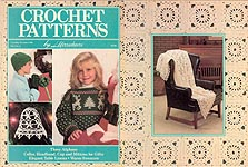 Crochet Patterns by Herrschners magazine, November / December 1988