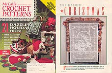 McCall's Crochet Patterns, Dec. 1993