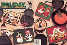 Annie's Attic Holiday Hot Pads & Potholders