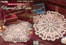 LA Doilies by the Dozen: Elegant in Ecru
