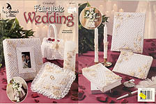 Annie's Attic Crochet Fairytale Wedding