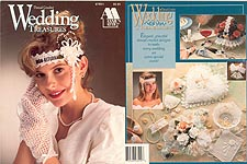 Annie's Attic Thread Crochet Wedding Treasures