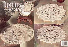 LA Doilies With Flair