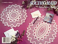 Southmaid Book 1411/ 0115: Masterpiece Doilies