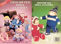 GayleMot Publishing Crochet Doll Clothes.