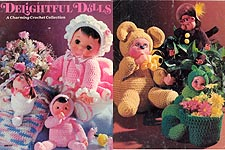 Leisure Time Delightful Dolls