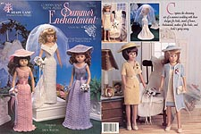 Shady Lane Summer Enchantment Volume Two: Contemporary Bridal Series for 15 inch craft dolls