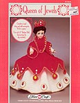Queen of Jewels outfit for 15 inch fashon craft doll.