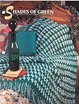 Annie's Crochet Quilt and Afghan Club Shades of Green