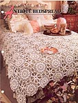 Annie's Crochet Quilt & Afghan Club, Antique Bedspread