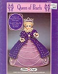 Queen of Pearls outfit for 15 inch fashon craft doll.
